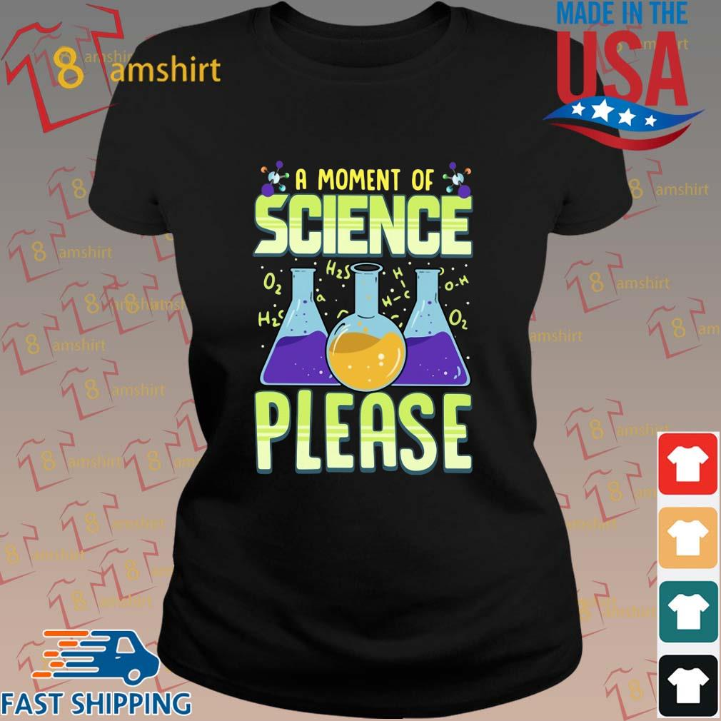 A moment of science please s ladies den