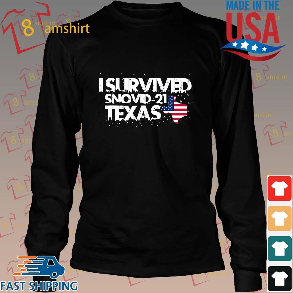 America I survived snovid-21 Texas s Long den