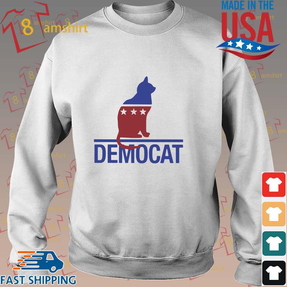 Cat democat s Sweater trang