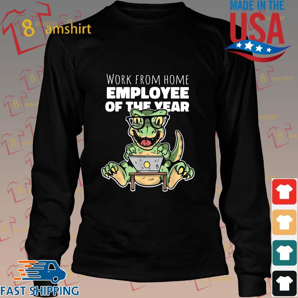 Dinosaurs work from home employee of the year s Long den