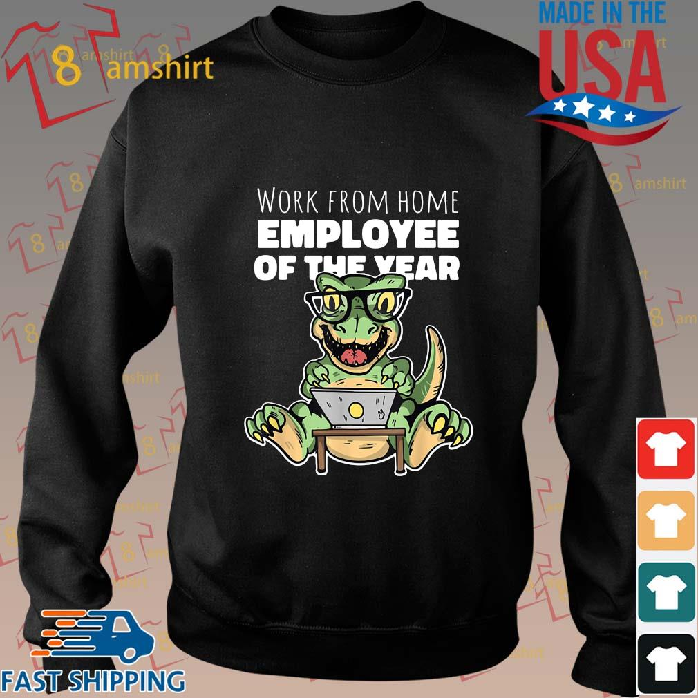 Dinosaurs work from home employee of the year s Sweater den
