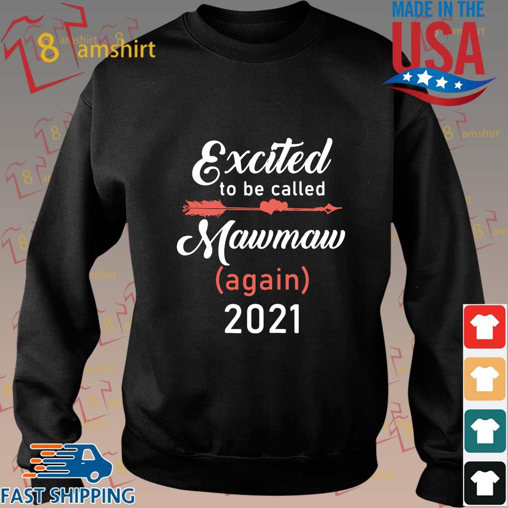 Excited to be called mawmaw again 2021 s Sweater den