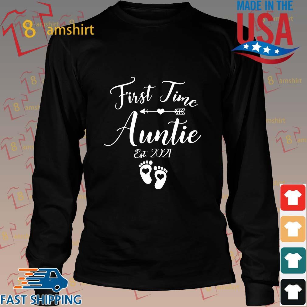 First time auntie est 2021 s Long den