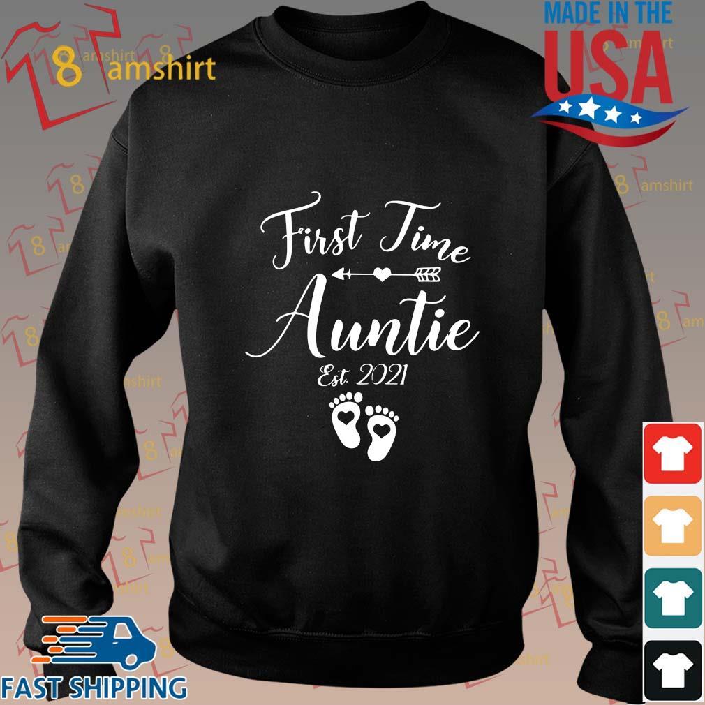 First time auntie est 2021 s Sweater den