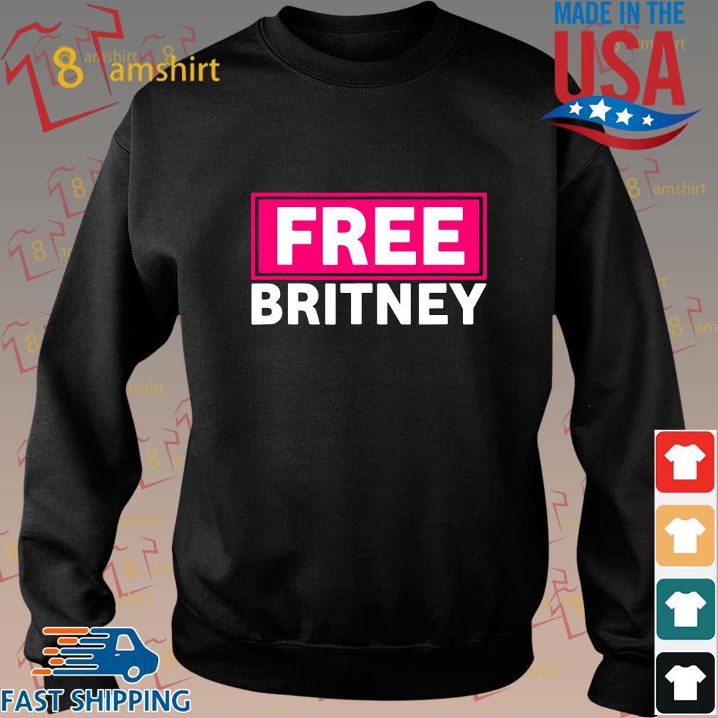 Free britney s Sweater den