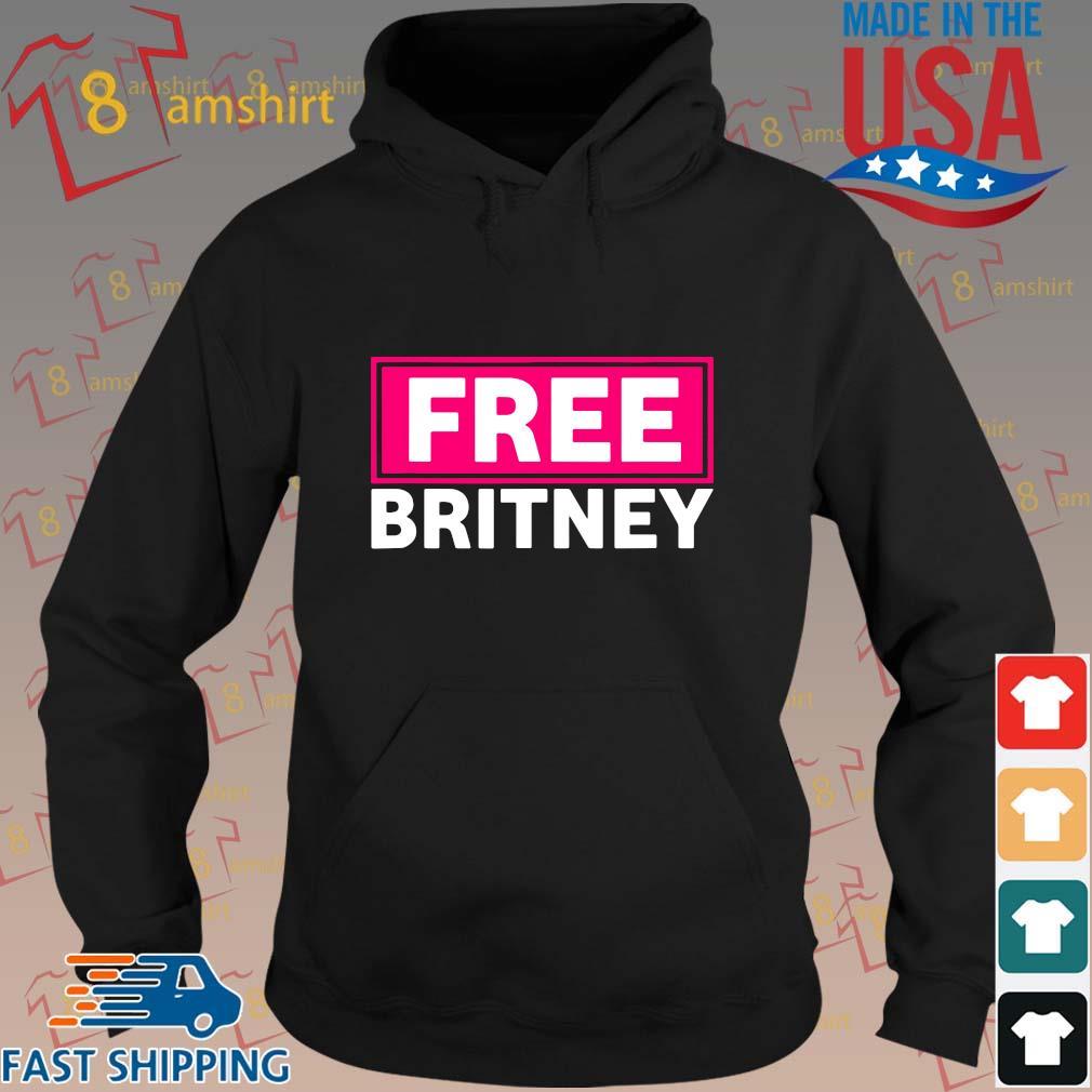 Free britney s hoodie den