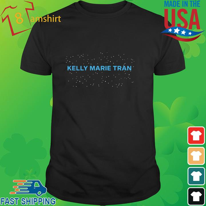 Kelly marie tran shirt
