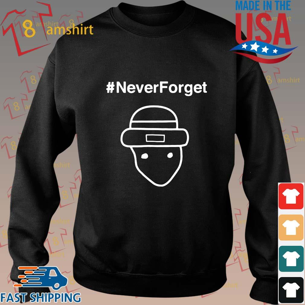 #NeverForget 2021 s Sweater den