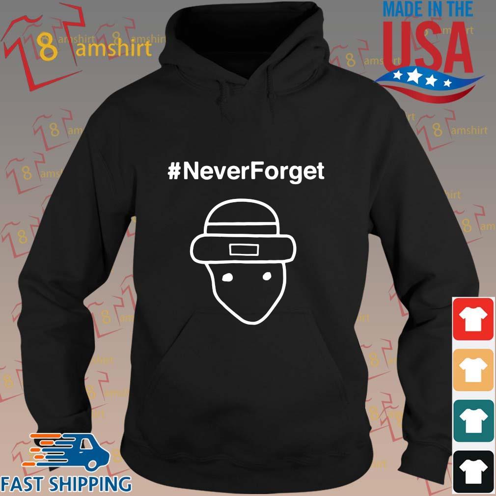 #NeverForget 2021 s hoodie den