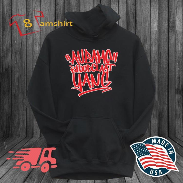 Aubame Bloodclaat Yang Shirt hoodie den