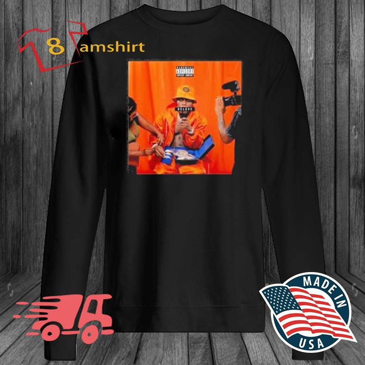 Blameitonbaby Dababy Merch Blame It On Baby Deluxe Shirt long sleeve den