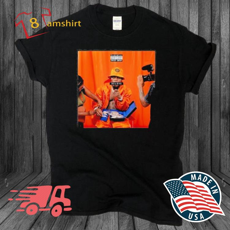 Blameitonbaby Dababy Merch Blame It On Baby Deluxe Shirt