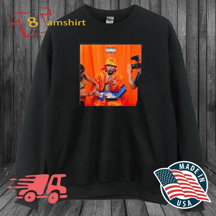 Blameitonbaby Dababy Merch Blame It On Baby Deluxe Shirt sweater den