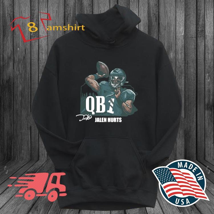 Jalen Hurts Qb1 Shirt hoodie den