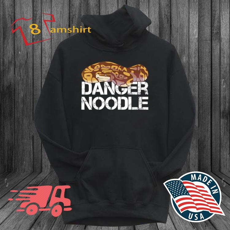 Love Snakes Danger Noodle s hoodie den