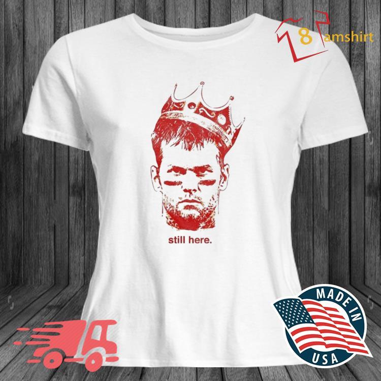 Till Here King TB Shirt ladies trang