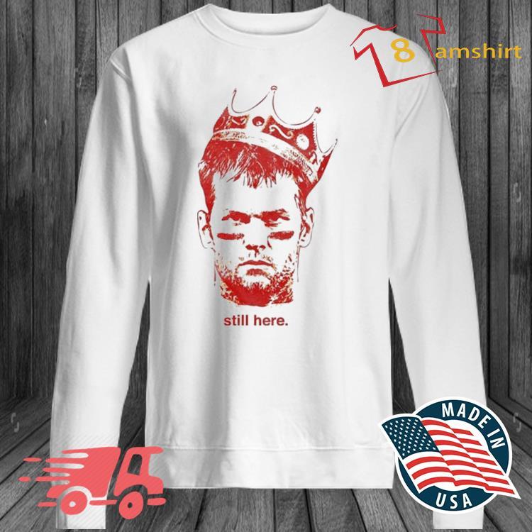 Till Here King TB Shirt long sleeve trang