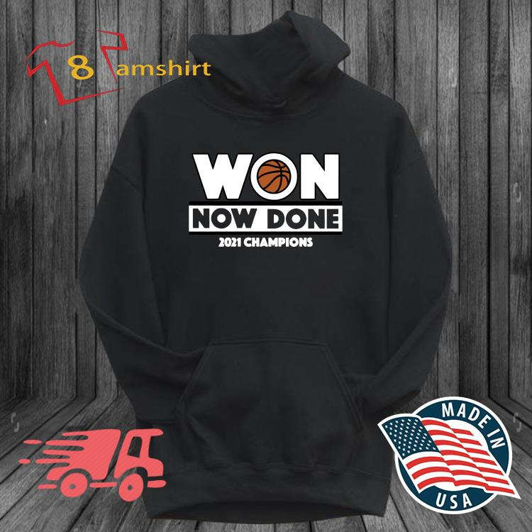 Won Now Done Palo Alto CA College Hoops Shirt hoodie den
