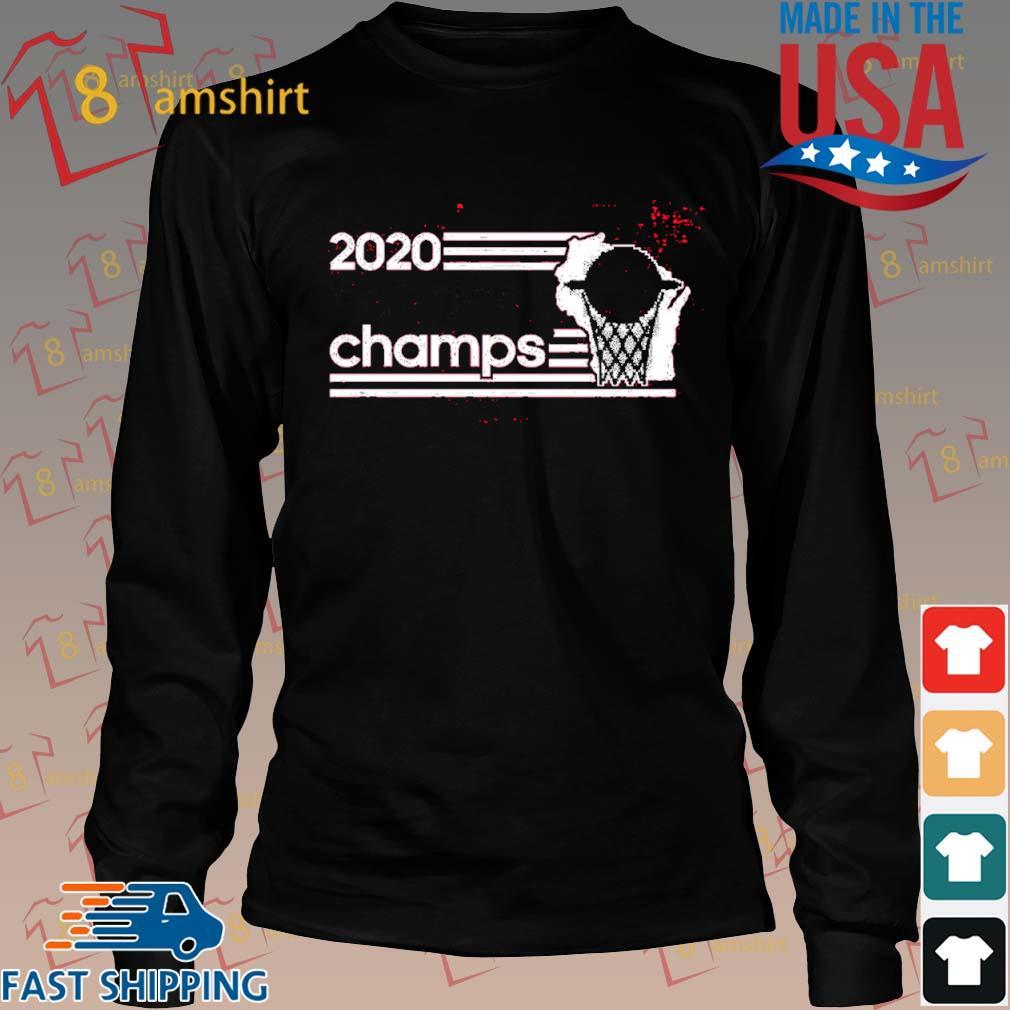 2020 National Champs Simulated Sim Champs Shirt Long den
