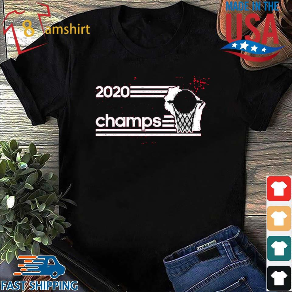 2020 National Champs Simulated Sim Champs Shirt