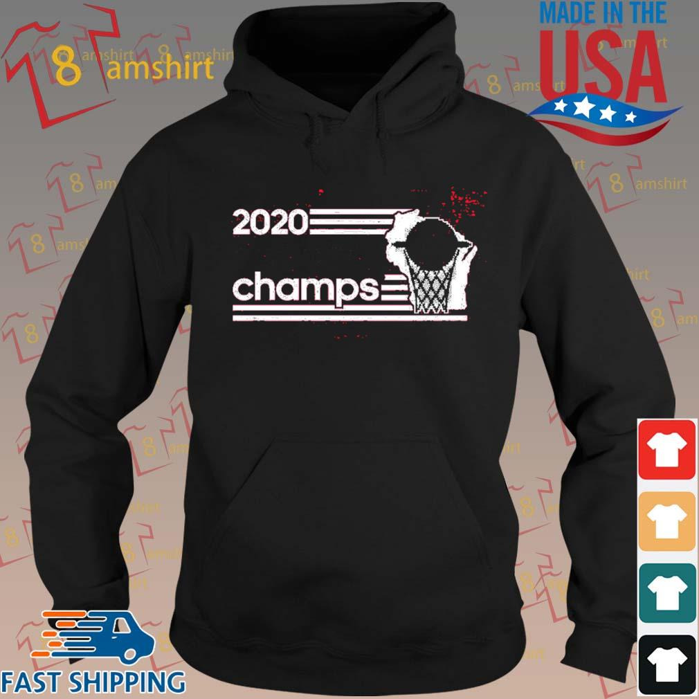 2020 National Champs Simulated Sim Champs Shirt hoodie den