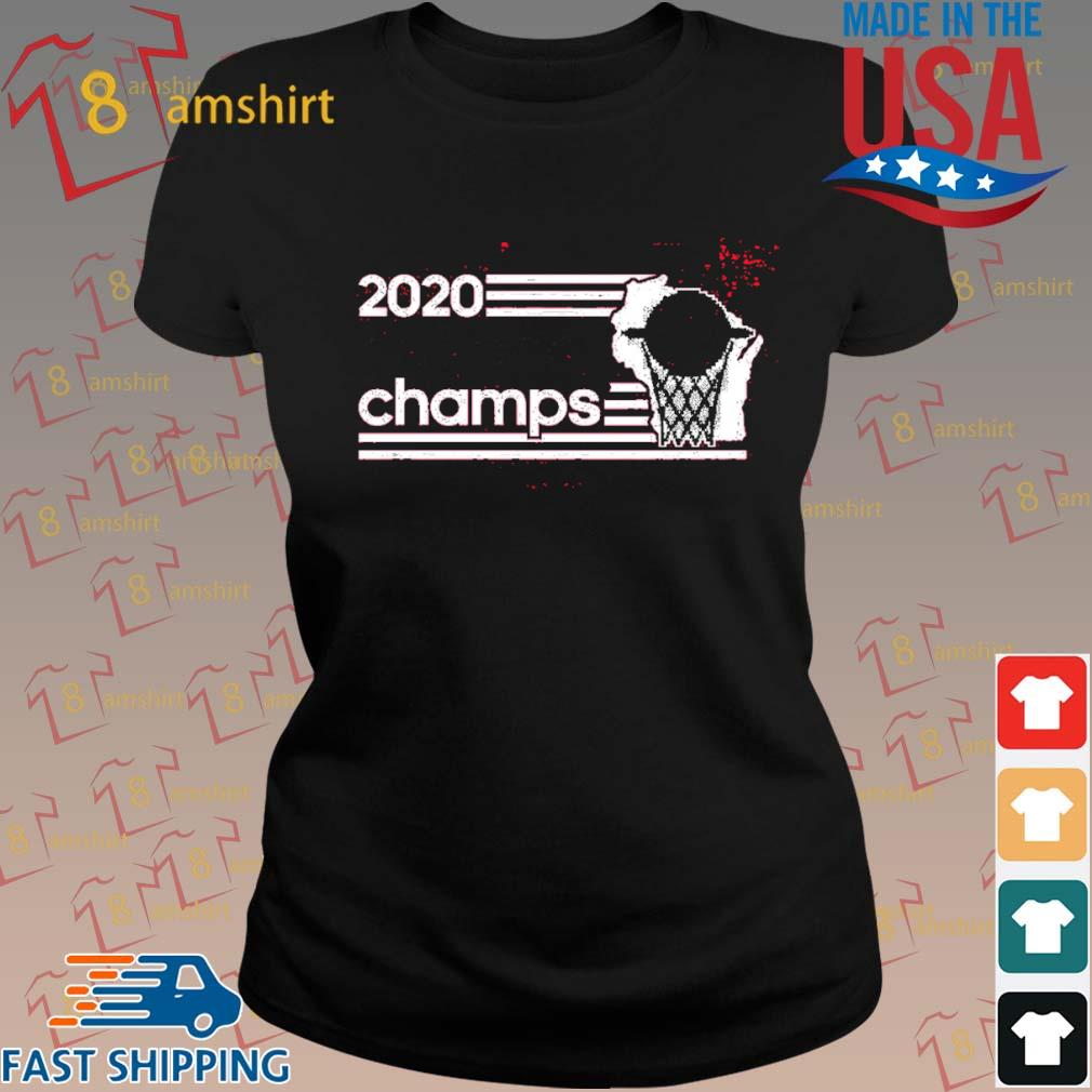 2020 National Champs Simulated Sim Champs Shirt ladies den