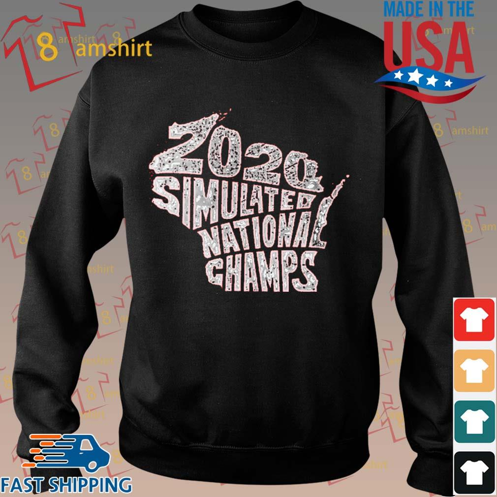 2020 Simulated National Champs Shirt Sweater den