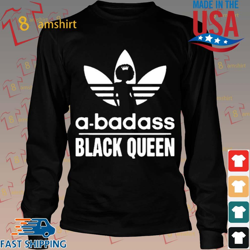 A Badass Black Queen Love 2020 Shirt Long den