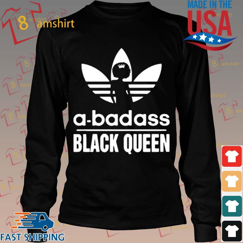 A Badass Black Queen Love 2020 Shirt Long den