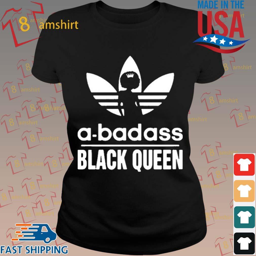 A Badass Black Queen Love 2020 Shirt ladies den