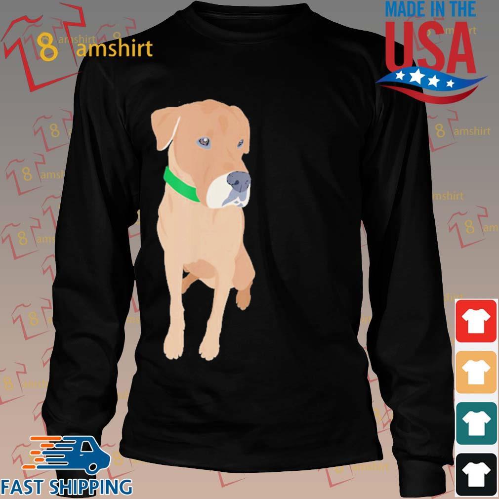 Buster the Labrador Retriever Dog Shirt Long den