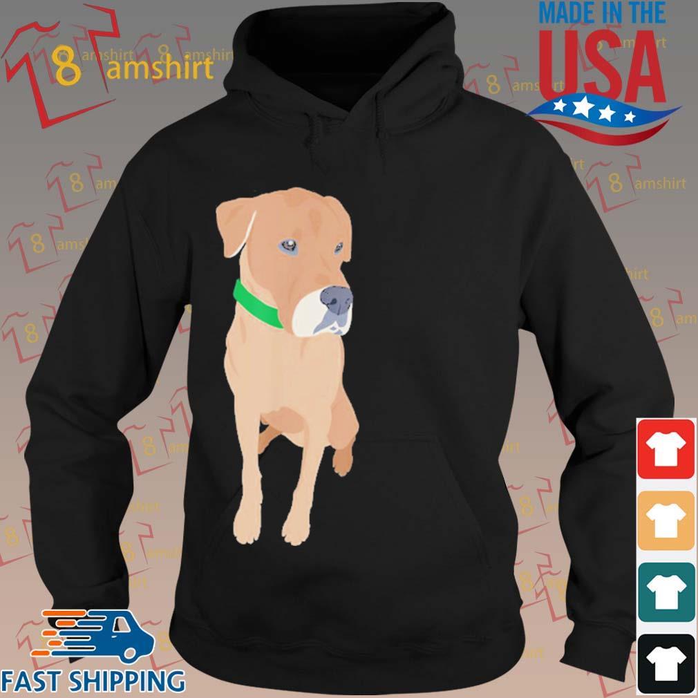 Buster the Labrador Retriever Dog Shirt hoodie den