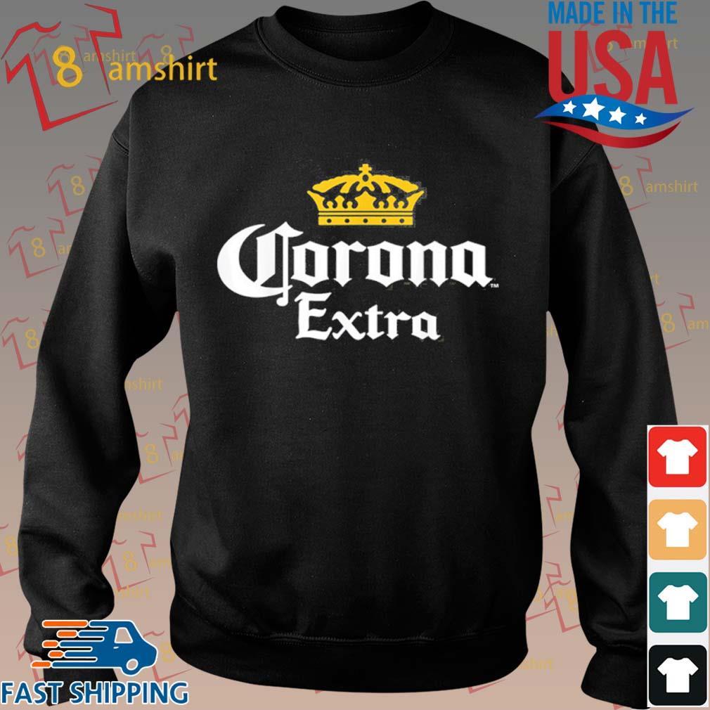 Corona Gold Crown Graphic 2020 Shirt Sweater den
