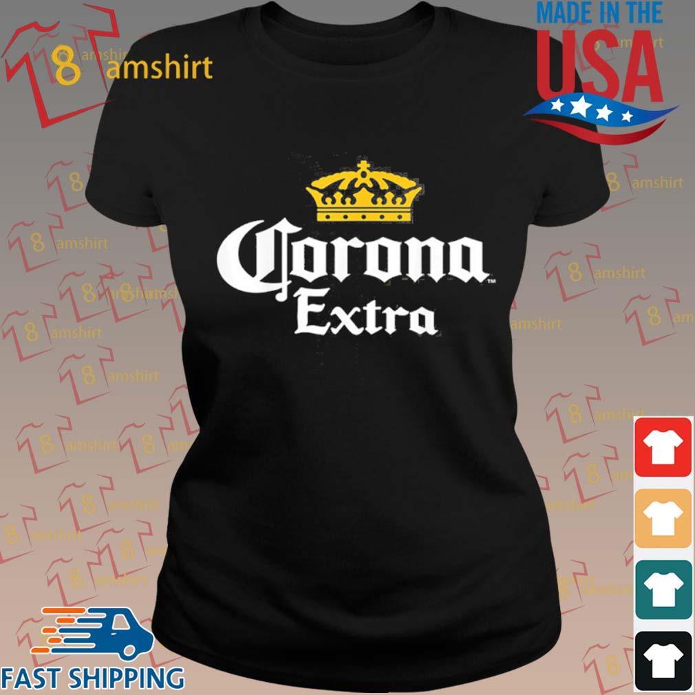 Corona Gold Crown Graphic 2020 Shirt ladies den