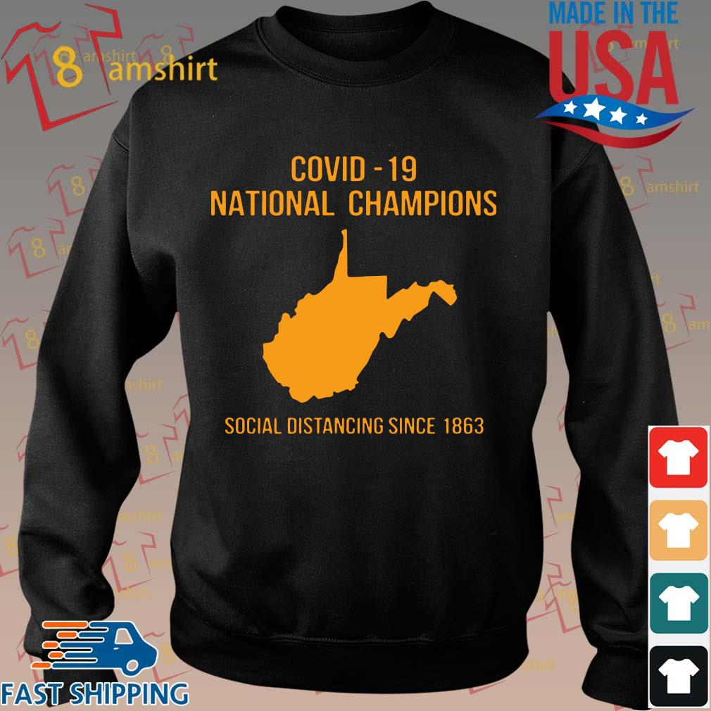 Covid 19 national champions Tee Shirts Sweater den