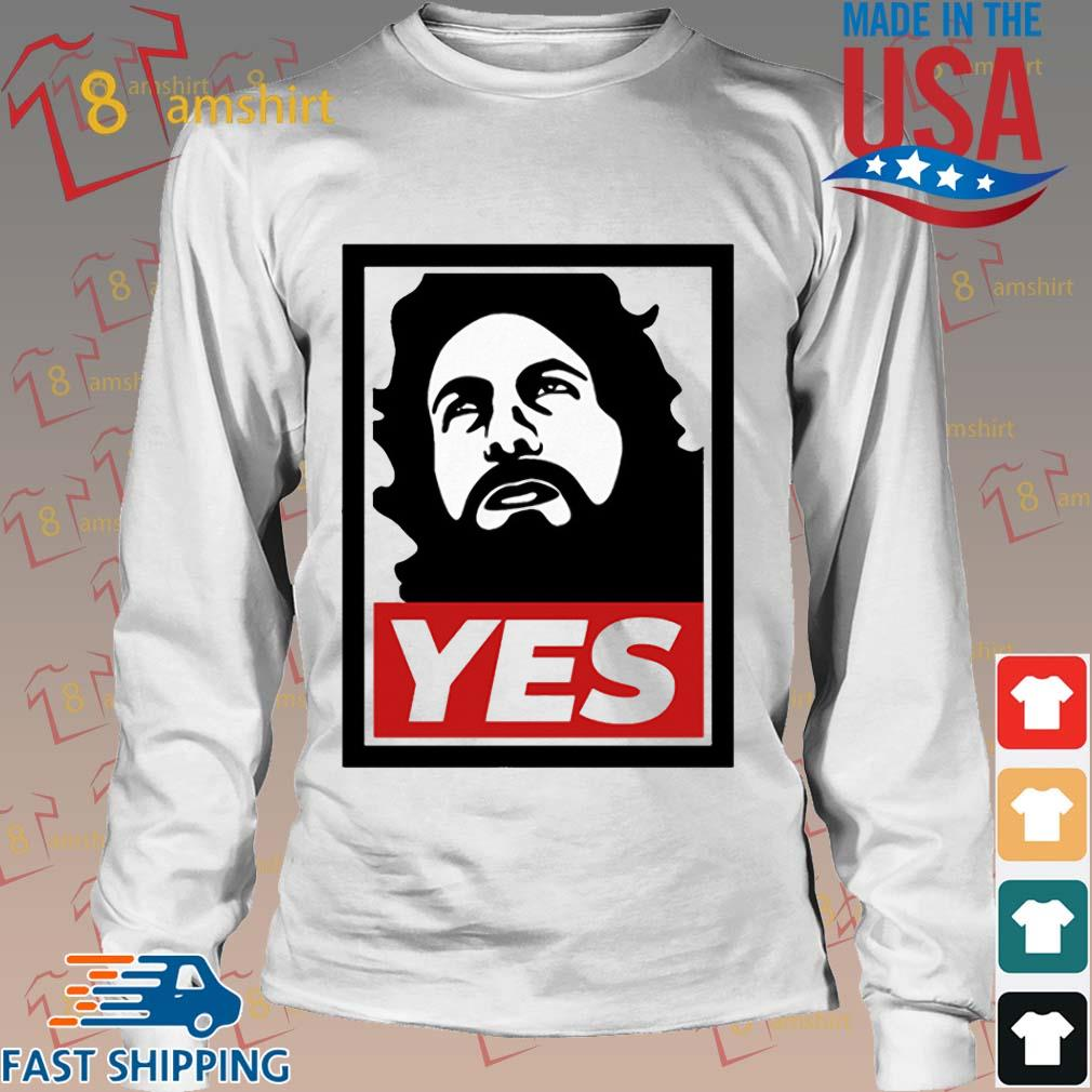Daniel Bryan Yes Shirt Long trang