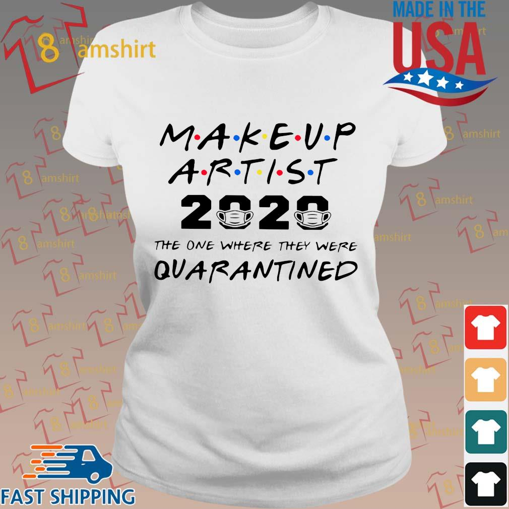 Makeup artist 2020 the one where they were quarantined s ladies trang