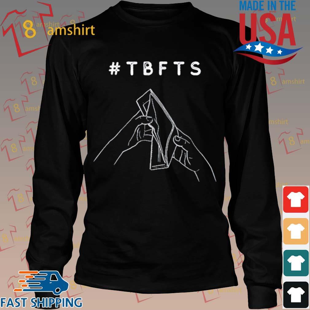 #tbfts Shirt Long den