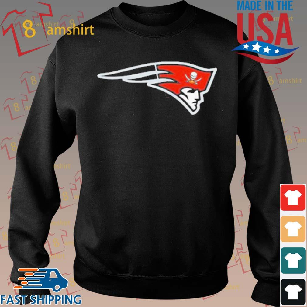 New England Patriot Tampa Bay Buccaneers Release New Logo T-Shirt Sweater den