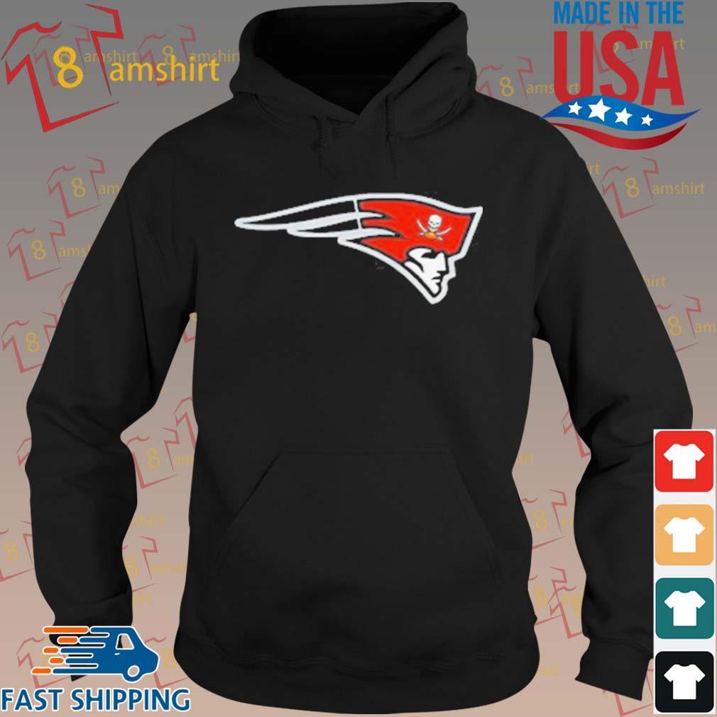 New England Patriot Tampa Bay Buccaneers Release New Logo T-Shirt hoodie den