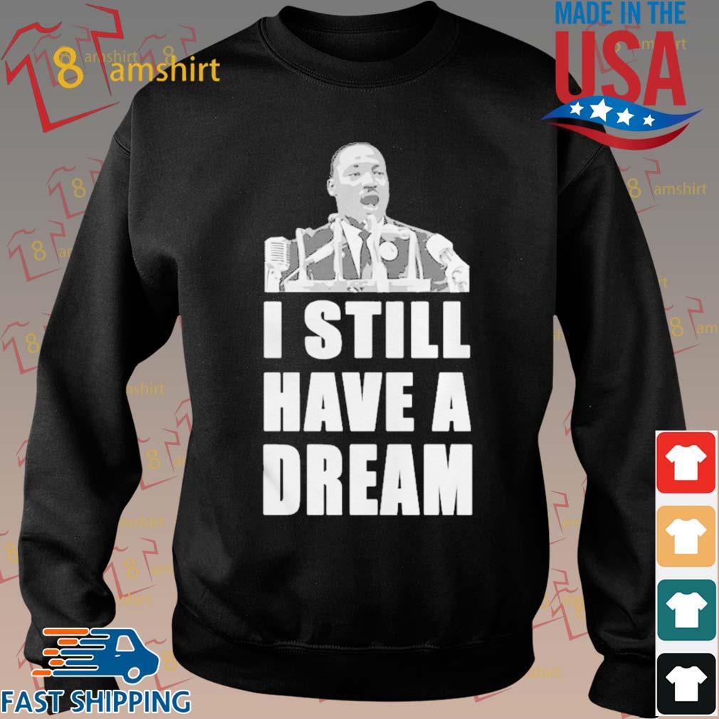 Martins Dream is Forever Premium Unisex Sweatshirt
