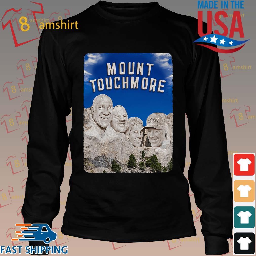 Mount Touchmore s Long den