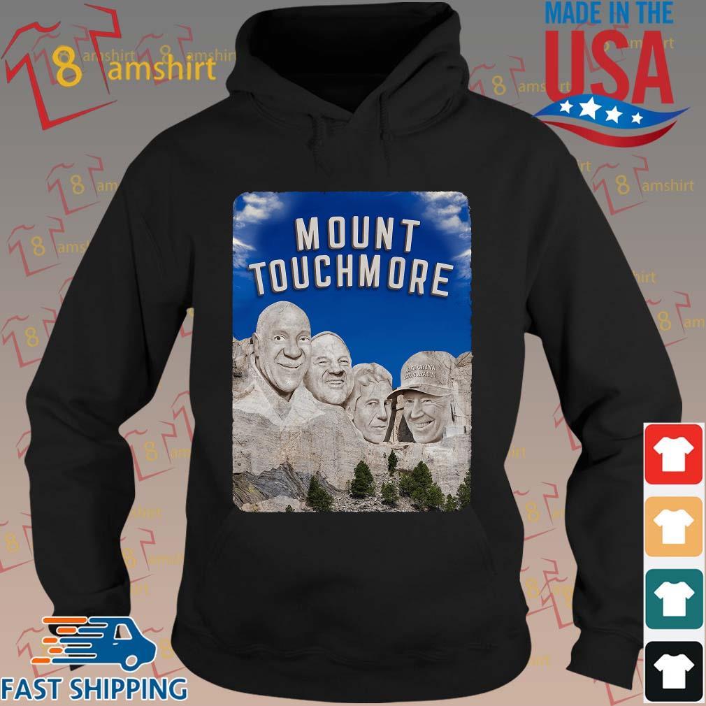 Mount Touchmore s hoodie den