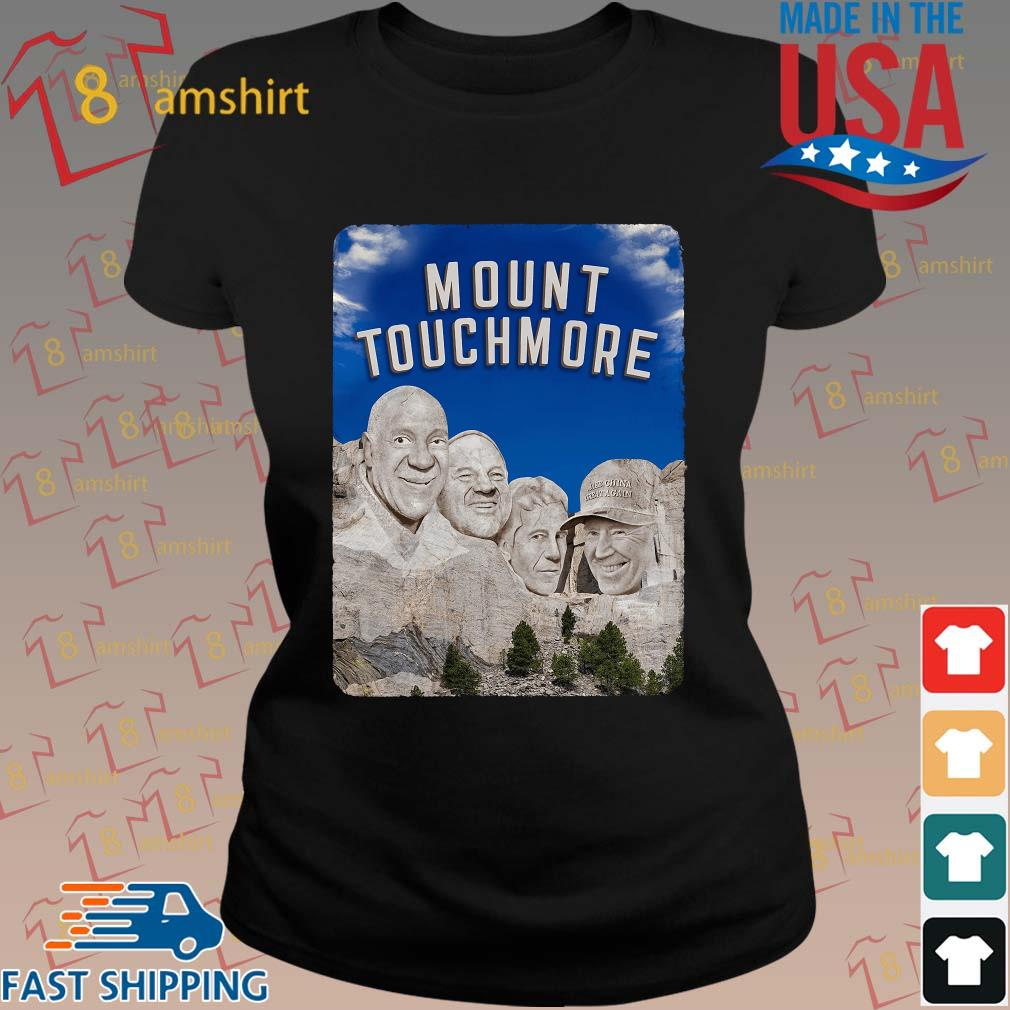 Mount Touchmore s ladies den