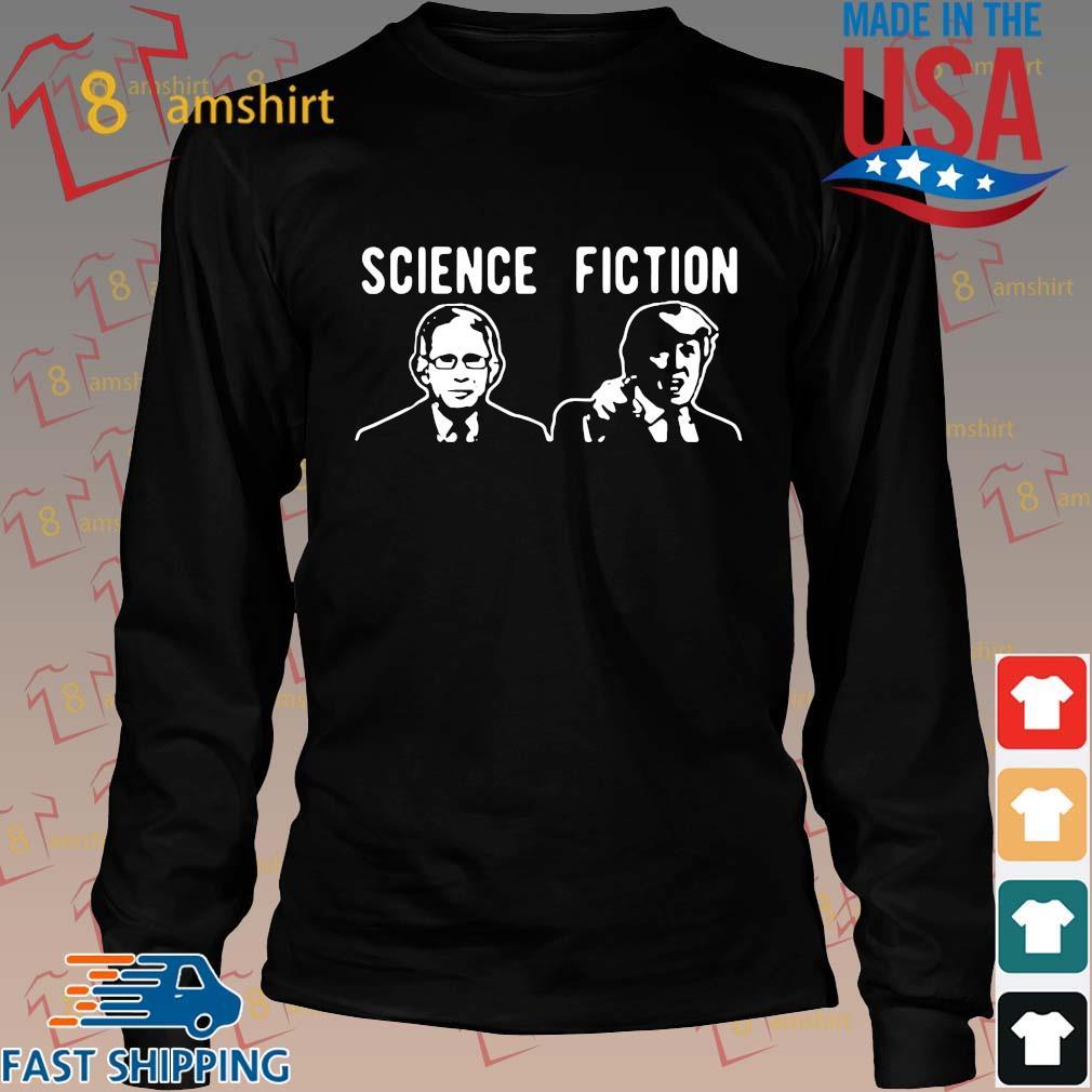 Science fiction Fauci vs Trump s Long den