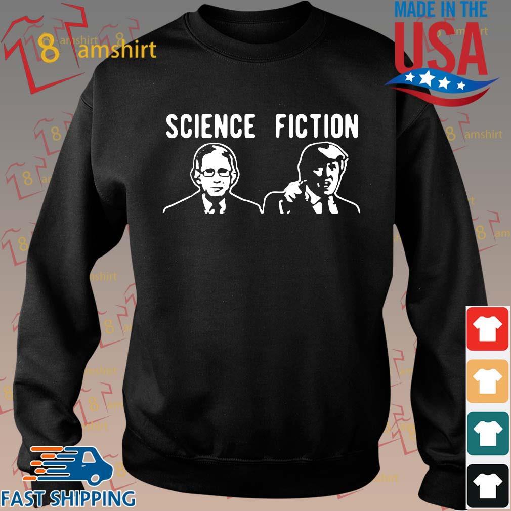 Science fiction Fauci vs Trump s Sweater den