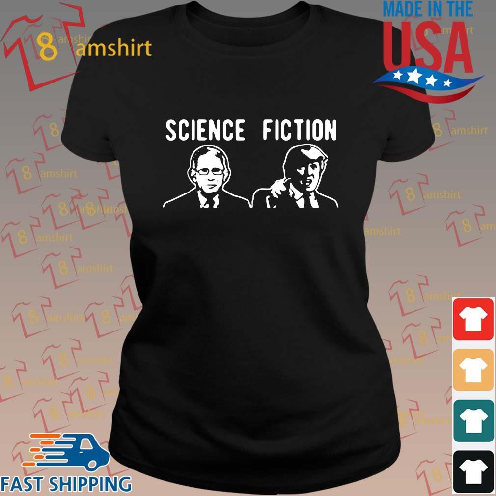 Science fiction Fauci vs Trump s ladies den