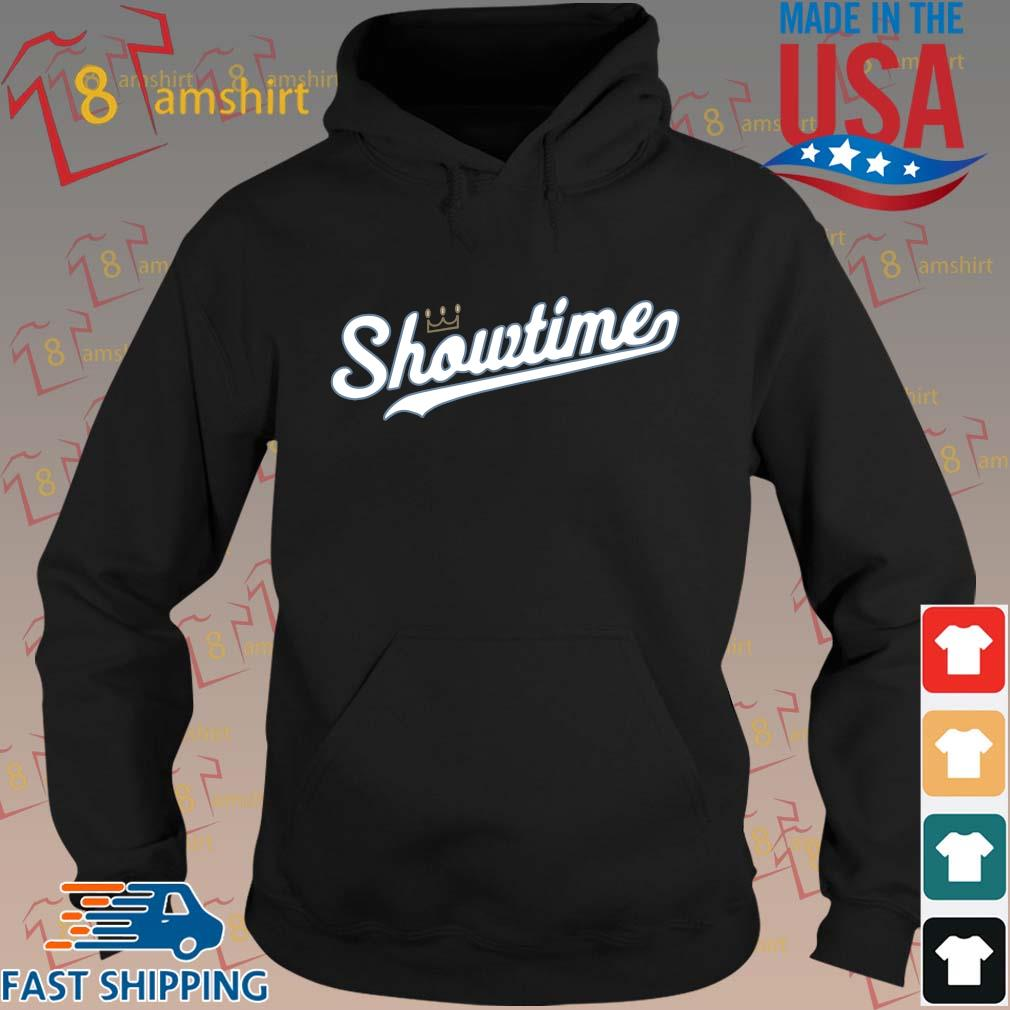 Showtime baseball Kansas city tee s hoodie den