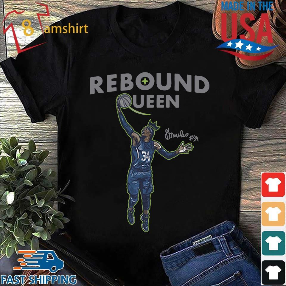 Sylvia Fowles rebound queen shirt