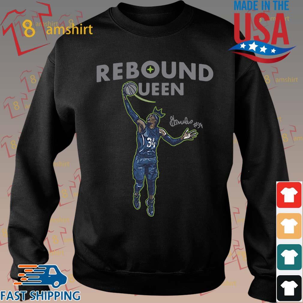 Sylvia Fowles rebound queen s Sweater den
